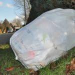 Un rouleau de dix sacs de 60 litres sera offert au familles nombreuses en 2012. -- COMMENTAIRES -- Un rouleau de dix sacs de 60 litres sera offert au familles nombreuses en 2012.