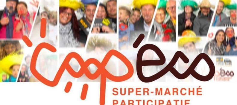 Le 28 octobre, c'est la fête à Coopéco ! Portes ouvertes et jus de pommes à presser sur place…