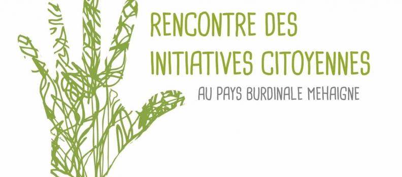 Rencontre des initiatives citoyennes au pays Burdinale Mehaigne