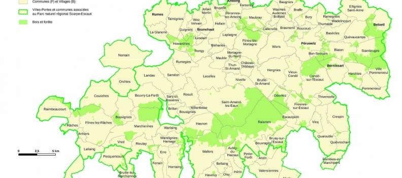 Habitants et usagers du Parc naturel transfrontalier du Hainaut, en association ou entre voisins, nous faisons appel à vous !