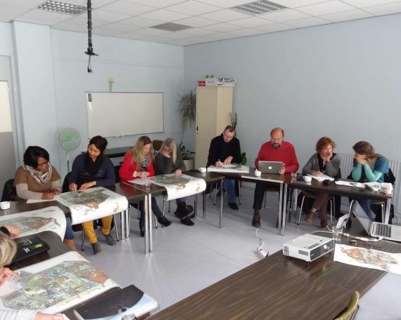 Formation à la gestion durable des logements à destination d'intervenants sociaux à domicile en Wallonie