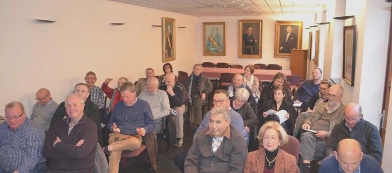 Entrée en vigueur du CoDT : la Maison de l'urbanisme du Hainaut forme les membres de CCATM