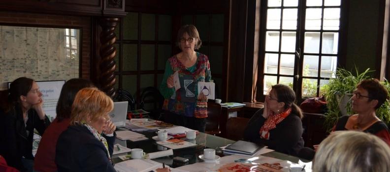 Alimentation Durable Inclusive : Espace Environnement a organisé une journée d'échanges d'outils d'animation