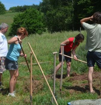 Ville fertile : chantier participatif à Terre d'Empreintes le 11 juin