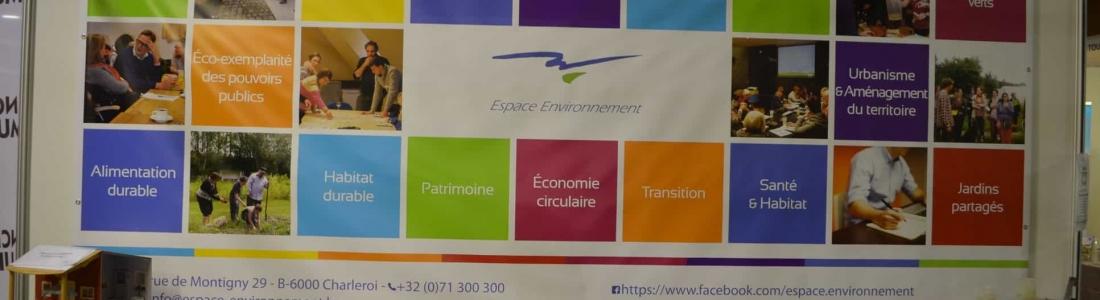 Espace Environnement recherche un(e) responsable de projets en matière d'environnement et d'alimentation durable