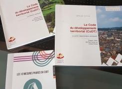 Entrée en vigueur du COdT, on se forme chez Espace Environnement…