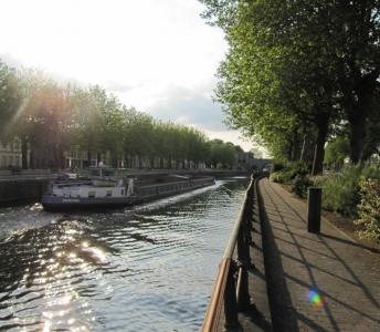 Accompagnement de la participation dans la mise à gabarit de l'Escaut dans la traversée de Tournai
