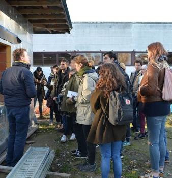 Fai-Re : Beau succès pour la journée de visites sur la Rénovation accompagnée à Mons, Frameries et Jeumont !