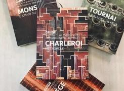Le Guide «Architecture moderne et contemporaine» de Charleroi Métropole vient de sortir ! Espace Environnement y a contribué