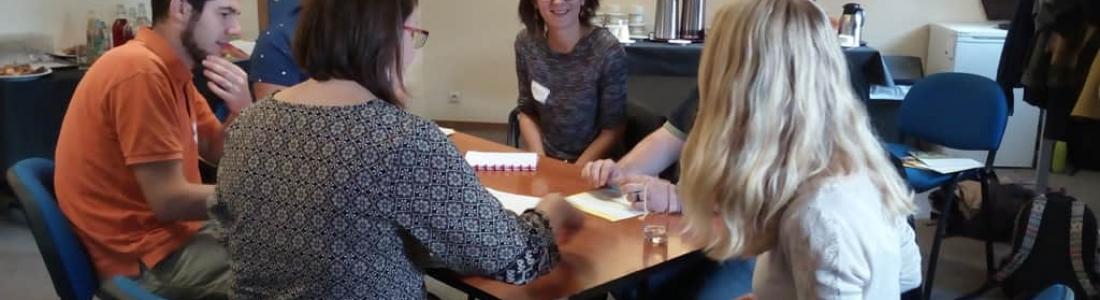 Projets participatifs environnementaux : bonnes pratiques et mise en réseau à Namur le 19 octobre 2017