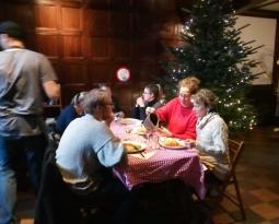 Beau succès pour la seconde table d'hôtes de Ville Fertile