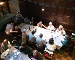 Troisième table d'hôtes de Ville Fertile : Invitation le mardi 13 mars 2018 à midi