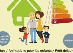 Journée de l'Energie et du Logement à Esneux : Espace Environnement participe !