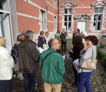 Animation des Journées du Patrimoine dans la région de Charleroi-Val de Sambre