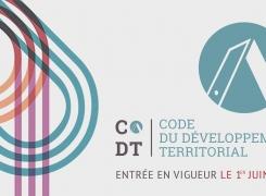 Maison de l'urbanisme : Formation au CoDT pour les membres des CCATM