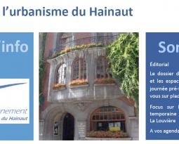 Maison de l'urbanisme : newsletter n°16