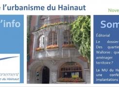 Maison de l'urbanisme : newsletter n°12