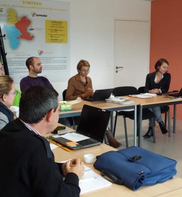Accompagnement méthodologique et technique du projet «Territoire Zéro Déchet Zéro Gaspillage» du SYMEVAD