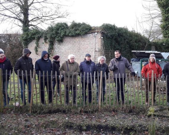 Terre en Action : le Parc naturel transfrontalier du Hainaut, des patrimoines à préserver, un territoire à vivre.