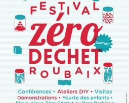 Le Festival Zéro Déchet à Roubaix aura lieu du 23 au 25 juin