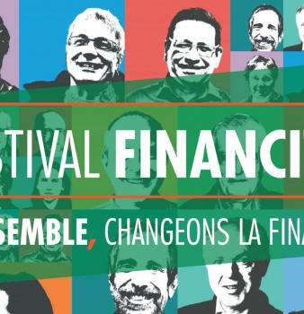 Ensemble, changeons la finance : Festival Financité du 14 au 28 octobre !