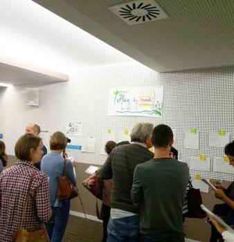 L'accessibilité alimentaire en question au Forum ouvert du projet AD-T à Libramont