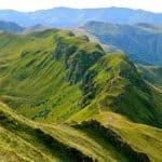 Le Cantal est un dÈpartement propice aux balades vertes.