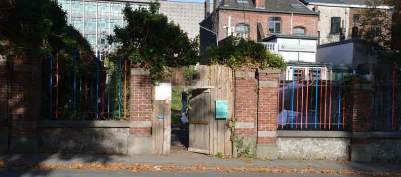 Le Jardin du Parc fait la fête le 25 juin à Charleroi !