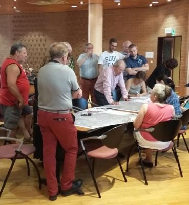Accompagnement participatif de l'opération de rénovation urbaine du centre de La Louvière