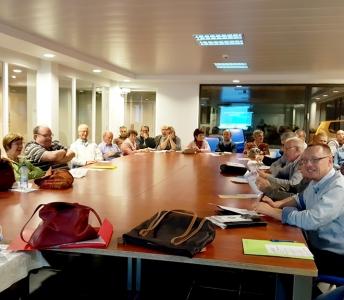 Mission de sensibilisation et de formation des membres des CCATM au Code du Développement territorial, complémentaire aux activités de la Maison de l'urbanisme
