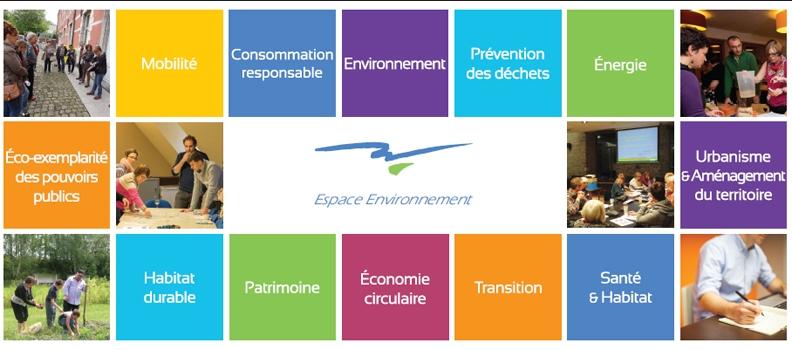Espace Environnement recherche  un(e) responsable de projet en matière  d'habitat durable et de Qualité de l'Air Intérieur