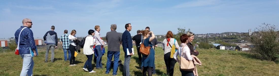 Un printemps bien rempli pour la Maison de l'urbanisme du Hainaut