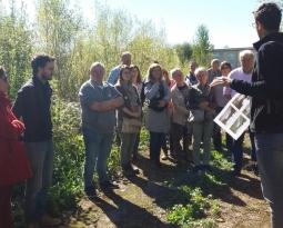 TVBuONAIR : Retour sur la journée d'échanges transfrontaliers et de visites sur les plantes exotiques envahissantes