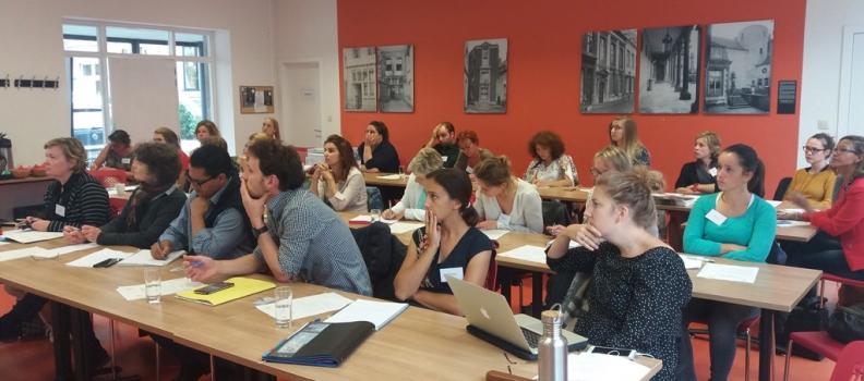 Réseau wallon des EcoTeams : retour sur l'atelier « Organisation d'un événement durable »