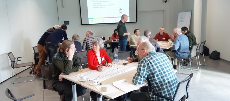 Espace Environnement accompagne les Ateliers de la Biodiversité en Wallonie