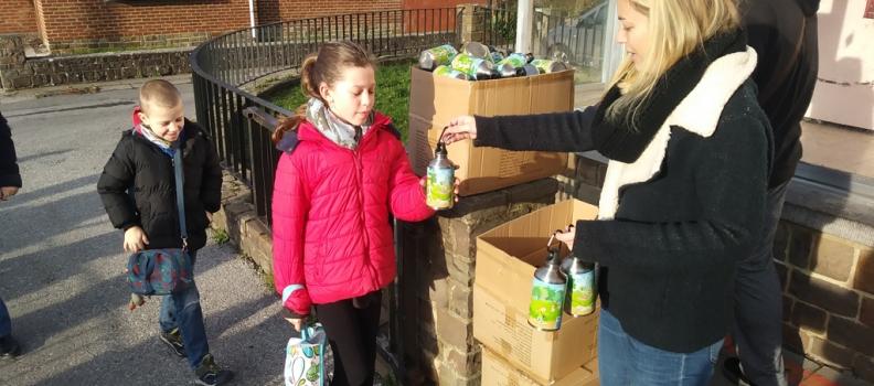 La Ville de Thuin s'engage en faveur de la consommation responsable