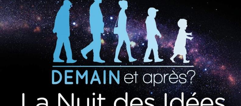 Espace Environnement à la Nuit des Idées à Charleroi