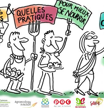 Bio, local, circuits-courts, agroécologie… Une conférence pour y voir plus clair le 1er février à Marchienne-au-Pont