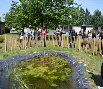 Projet Interreg Va RHS : Réseau Hainaut Solidaire