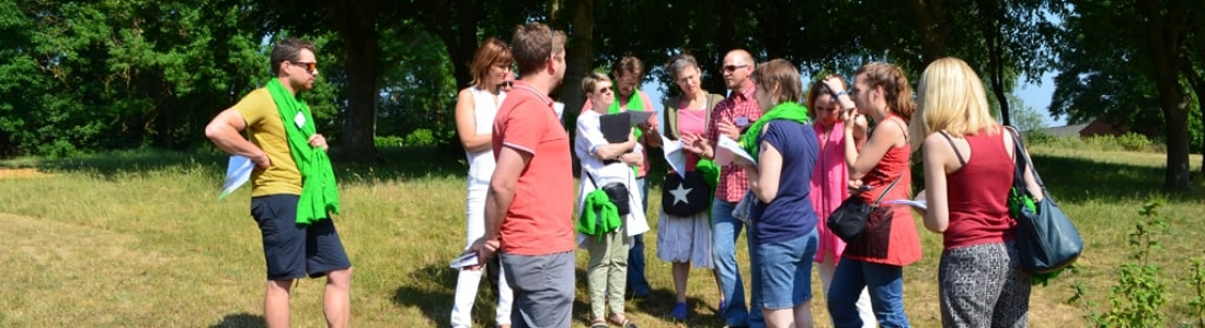 A la découverte d'initiatives participatives environnementales avec la Maison de l'Environnement