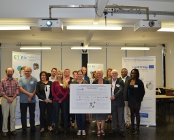 Projet Interreg ET'Air : retour sur l'événement de lancement
