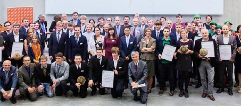 11e édition du Prix belge de l'Energie et de l'Environnement