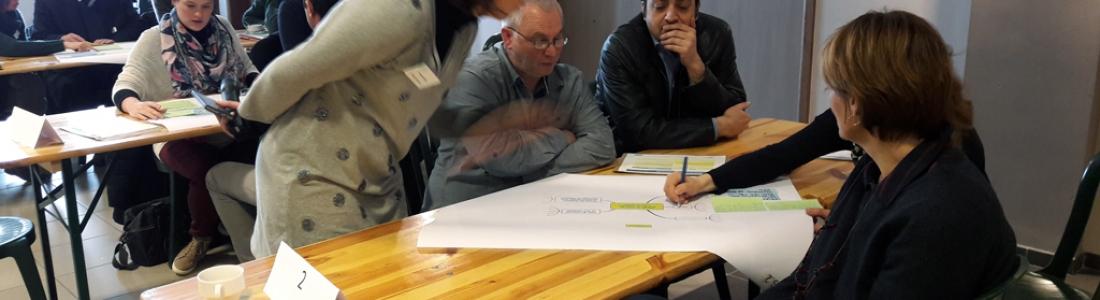 Elaboration participative des plans de gestion des risques d'inondation : de nombreux projets proposés par les acteurs locaux !