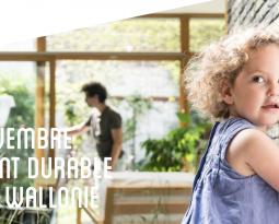 Portes Ouvertes Écobâtisseurs : près d'une centaine d'habitations durables à visiter en Wallonie et à Bruxelles