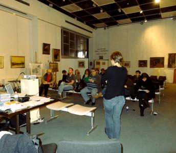 Formation pour améliorer les compétences en patrimoine des agents du service d'urbanisme communal à Charleroi