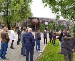 Visite des CCATM en Wallonie Picarde, un programme riche et diversifié