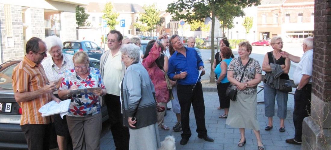 Accompagnement des dynamiques de quartier dans le cadre de l'opération Quartier beLLe viLLe à La Louvière