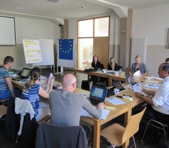 Projet Interreg IVB LivingGreen (Extension) : Pour une rénovation durable du patrimoine architectural