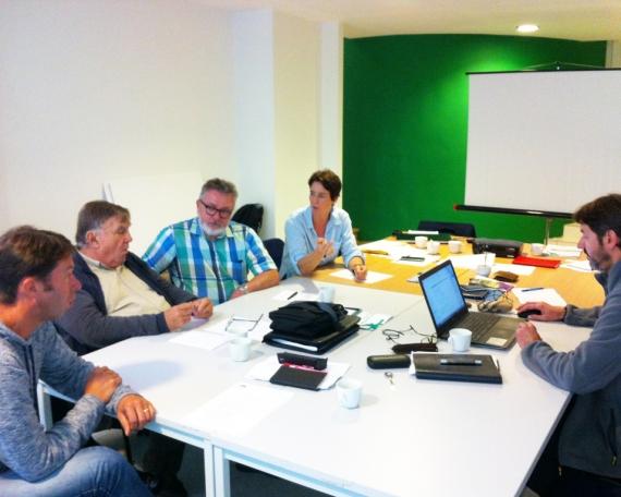 Animation d'un processus de coproduction visant à faire émerger les grands axes du futur plan stratégique de la Fédération des Parcs naturels de Wallonie