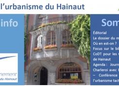 Maison de l'urbanisme : newsletter n°17